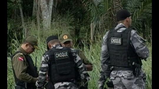 Policiais militares reclamam de sucateamento de unidade móvel de Marituba