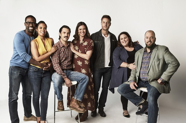 Elenco de 'This is us' (Foto: NBC)