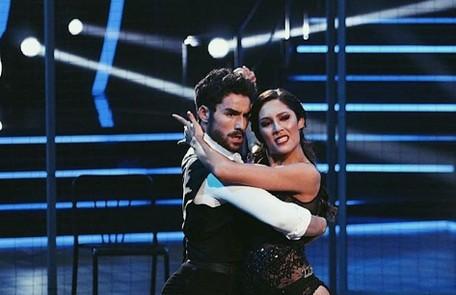 Recentemente, ele participou do programa 'Dança das estrelas', da emissora portuguesa TVI Reprodução Instagram