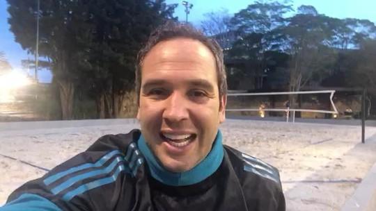 Caio Ribeiro parabeniza Flamengo e revela apostas para a rodada #35 do Cartola