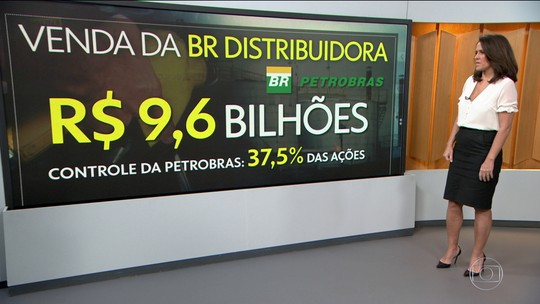 Petrobras pode ficar com apenas 37,5% da BR Distribuidora