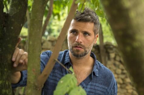 Bruno Gagliasso é Gabriel (Foto: Globo/Estevam Avellar)
