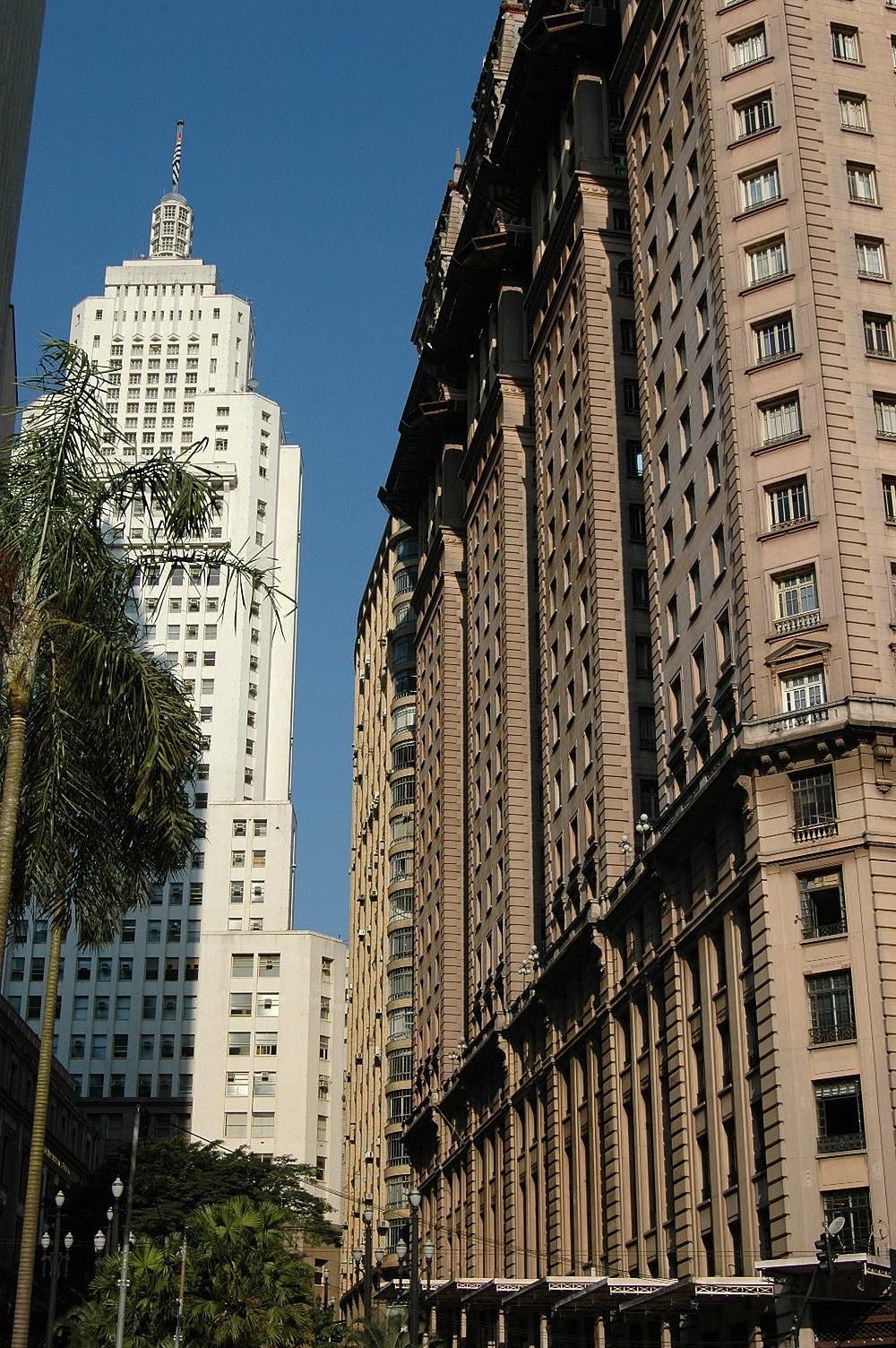 Edifício Martinelli: 10 curiosidades sobre o icônico prédio de São Paulo (Foto: Monica Kaneko/Wiki Commons)