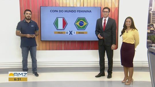 Comentário: análise dos jogos do Brasil na Copa do Mundo Feminina e Copa América