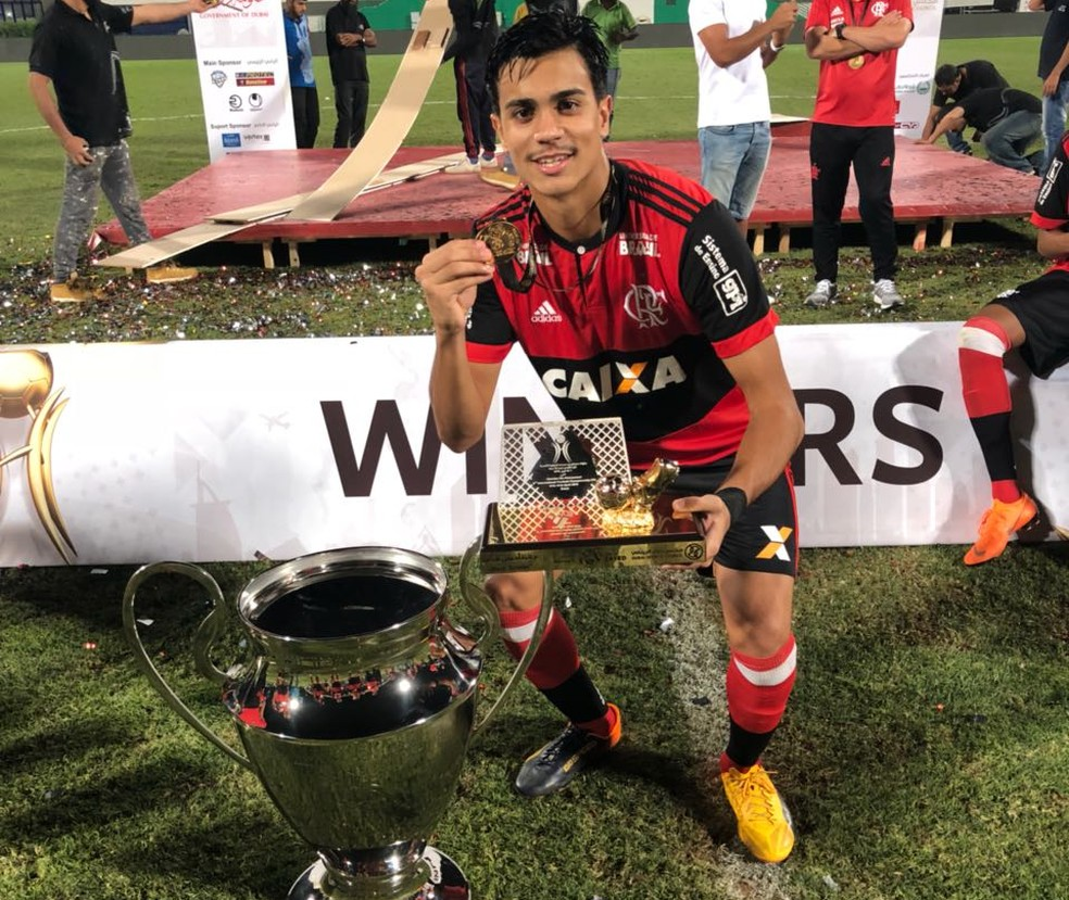 Renier Flamengo (Foto: Arquivo Pessoal)