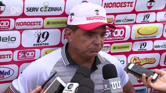 """Para evitar surpresas, Flávio mostra estar por dentro de detalhes do Altos: """"Atento a tudo"""""""