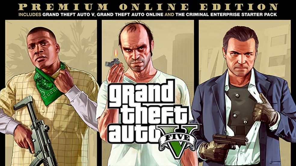 Gta V Ganha Edicao Online Premium No Pc Ps4 E Xbox One Jogos De Aventura Techtudo