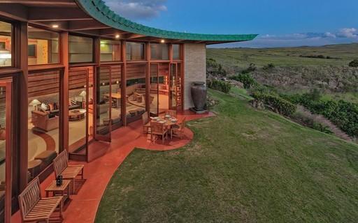 É possível se hospedar em 3 casas assinadas pelo arquiteto Frank Lloyd Wright