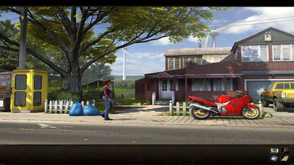 Secret Files é um jogo de investigação com um bom mistério — Foto: reprodução/Steam