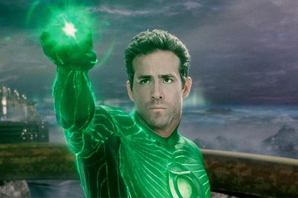 Ryan Reynolds em Lanterna Verde (2011) (Foto: Divulgação)