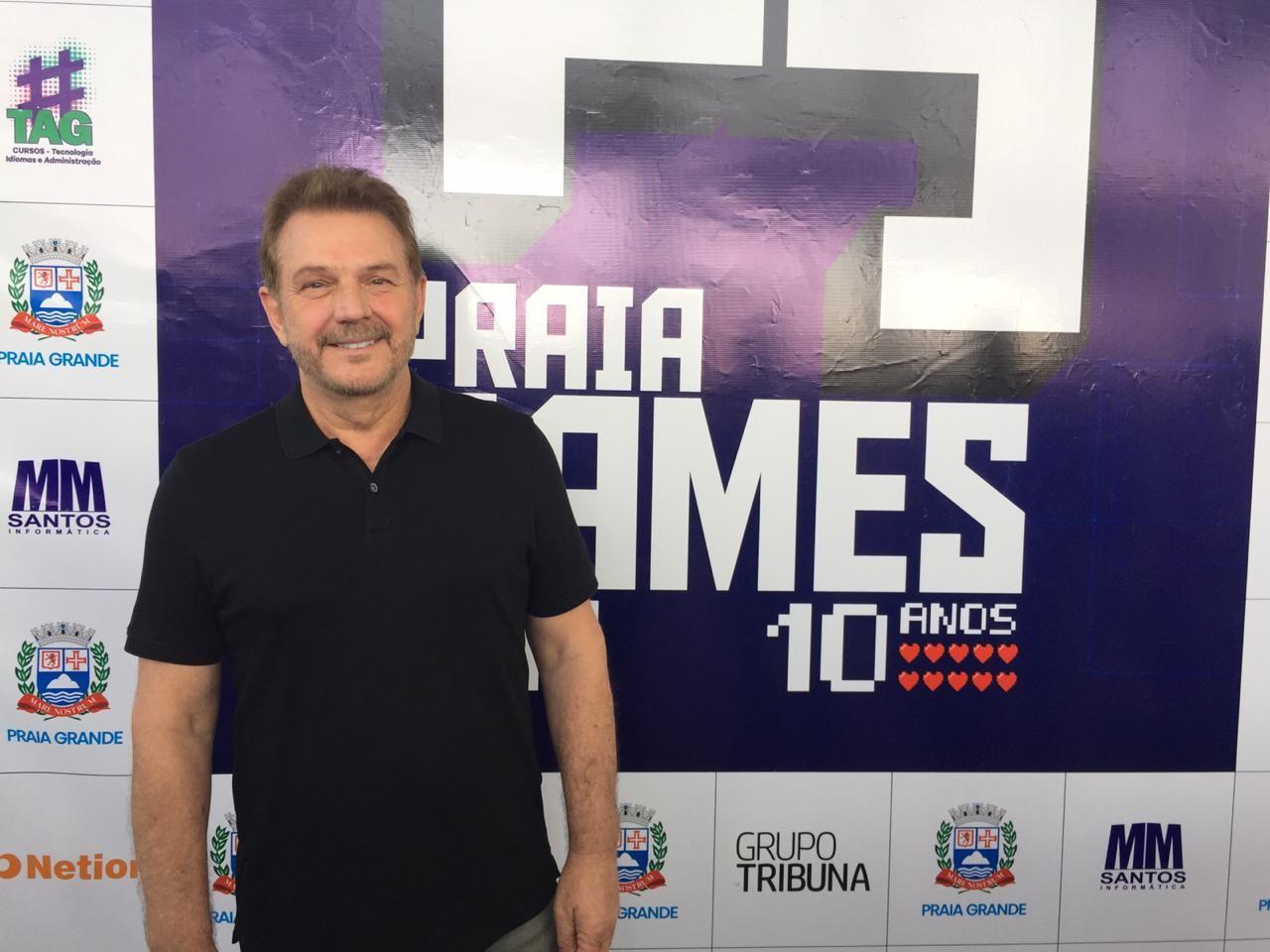 'Praia Games 2019' reúne 40 mil pessoas em três dias de diversão e competições em Praia Grande - Notícias - Plantão Diário
