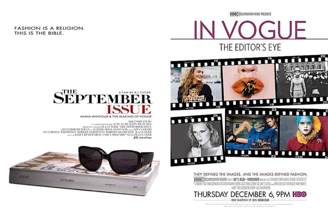 The September Issue e The Editor's Eye (Foto: Divulgação)