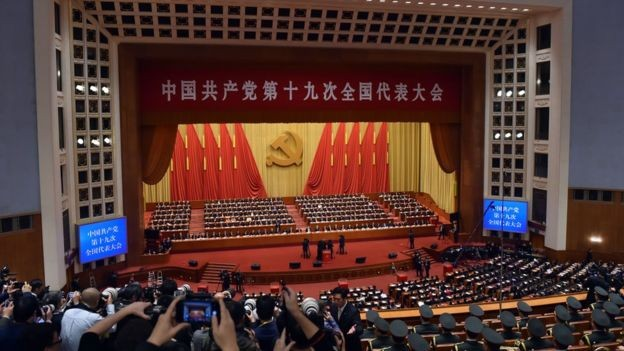 O governo chinês diz que toma medidas contra a espionagem industrial (Foto: Getty Images via BBC)