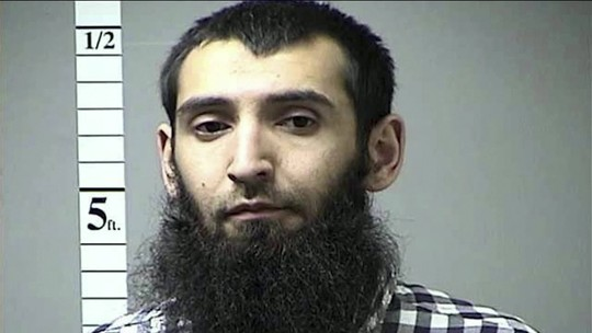 Procuradores dos EUA acusam formalmente Sayfullo Saipov por ataque terrorista em Nova York