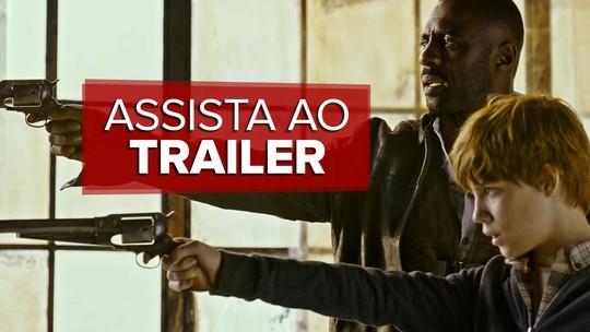 'A torre negra', adaptação com Matthew McConaughey de livro de Stephen King, ganha 1º trailer