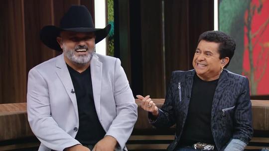 Rionegro fala sobre início da carreira com Solimões: 'Nunca pensamos no dinheiro, a gente gostava de música'
