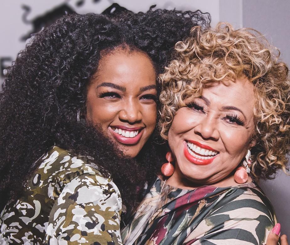 Iza e Alcione honram o legado soul de Aretha Franklin em gravação de 'Chain of fools' - Notícias - Plantão Diário