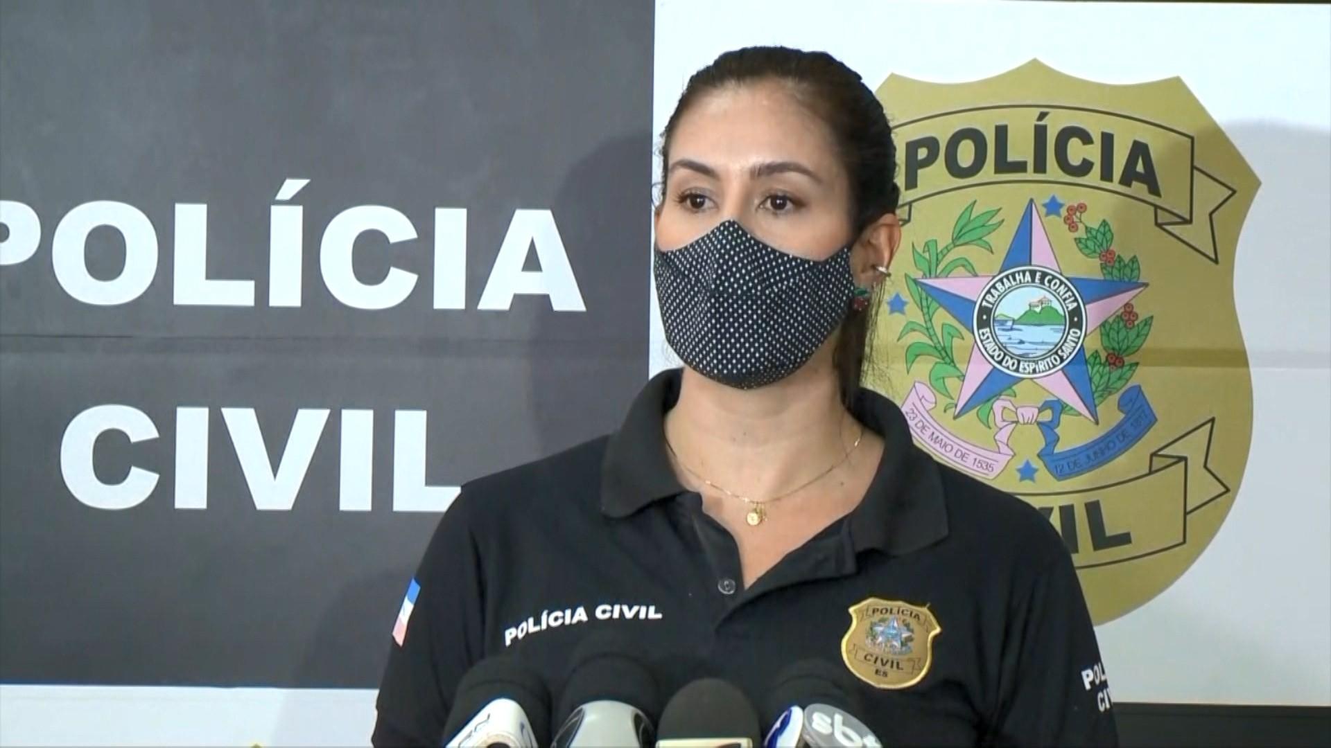 Polícia conclui que adolescente encontrada em cova rasa no ES foi morta pelo ex-namorado