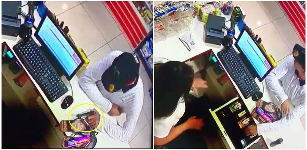 Suspeito de se passar por cliente e assaltar farmácia é preso em Boa Vista