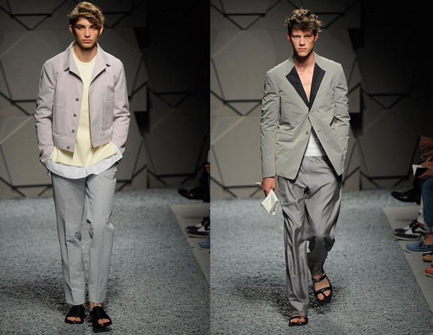 Z Zegna SS2014 (Foto: Getty Images)