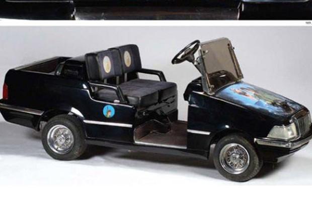 """Volkswagen Golf inspirado no tema """"Peter Pan"""" (Foto: Reprodução)"""