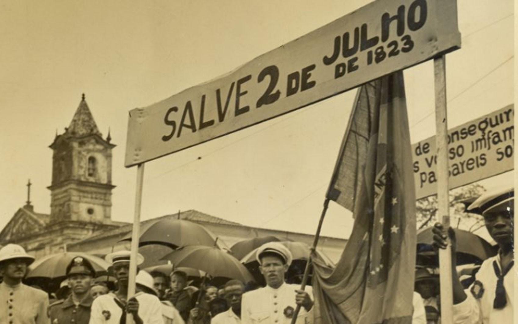 Grito dos isolados: ausência do povo no 2 de Julho por causa da pandemia desafia a buscar novas formas de ocupar projeto nacional