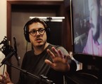 Fabio Porchat grava o novo especial em estúdio | Divulgação