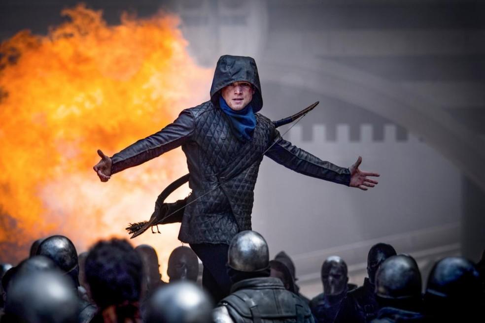 Cena de 'Robin Hood - A origem' — Foto: Divulgação