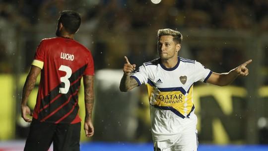 Foto: (Twitter do Boca Juniors)