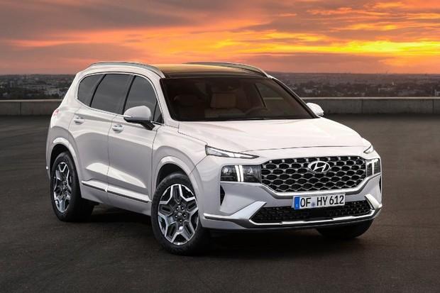 Hyundai lança novo SUV Santa Fe com grade bocão e motores híbridos