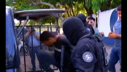 Polícia prende seis suspeitos de participar da tentativa de assalto a banco de Bom Jesus do Tocantis