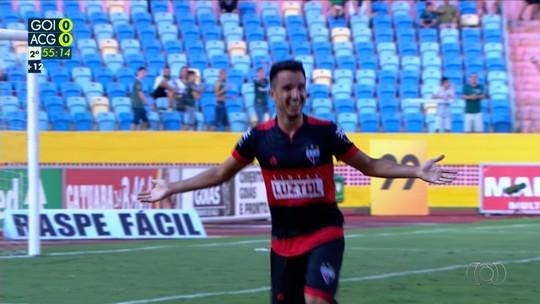 Autor do gol do título, Matheus valoriza trabalho em equipe e relembra favoritismo para Goiás