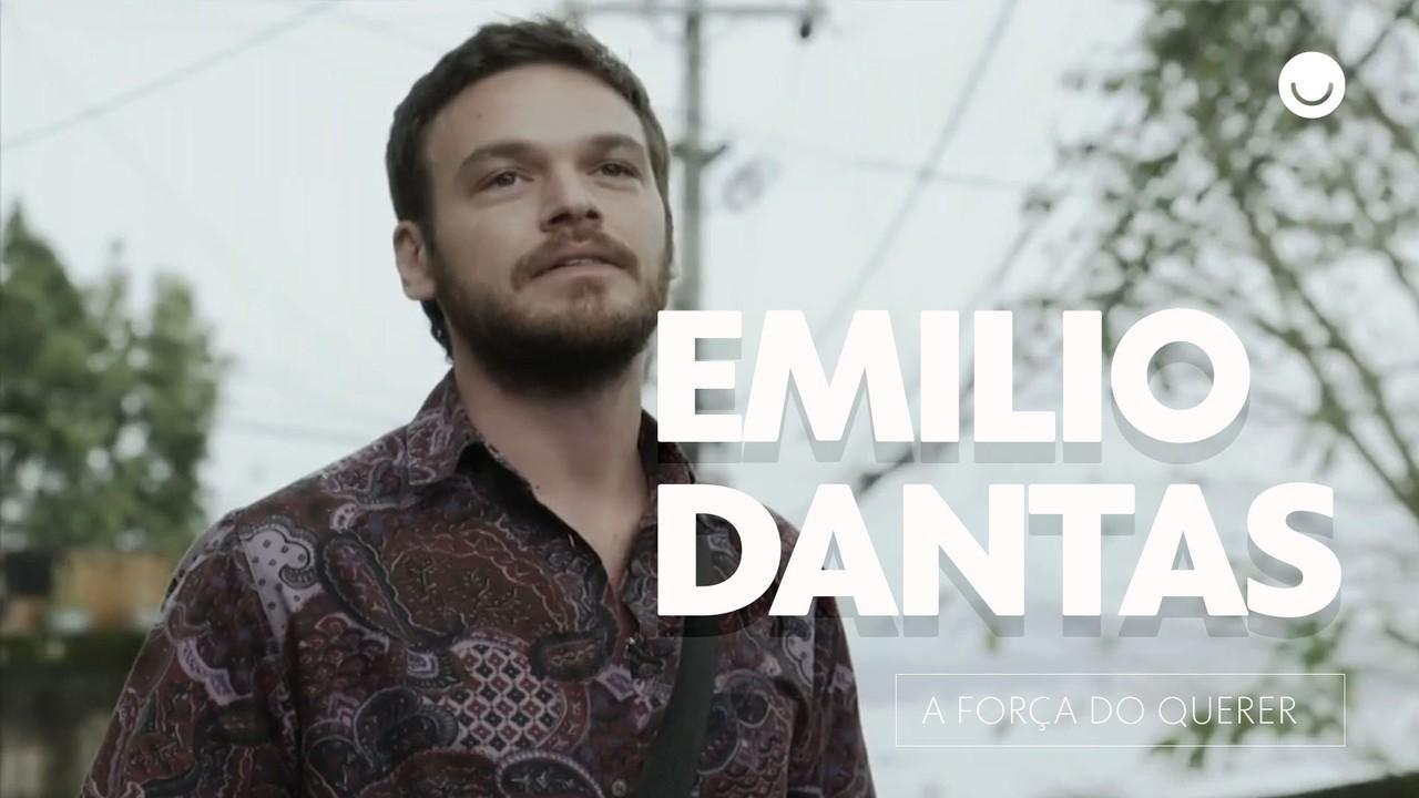 Emilio Dantas fala sobre o seu personagem para em 'A Força do Querer'