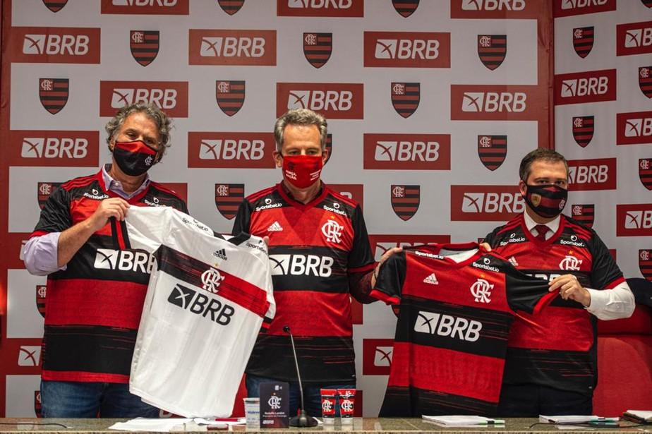 Tribunal de Contas do Distrito Federal (TCDF) deve investigar parceria entre BRB e Flamengo