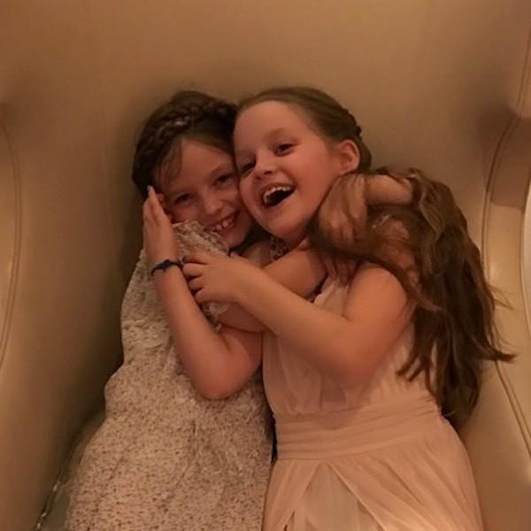 As netas de Elvis Presley, Finley e Harper  (Foto: Facebook)