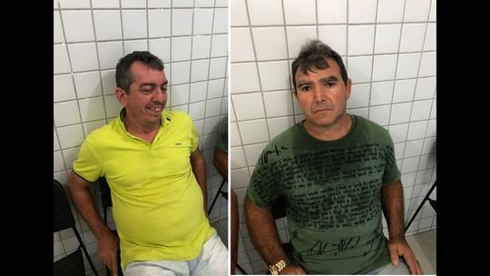 Mais dois suspeitos de integrar quadrilha que explodiu banco na PB são presos no RN