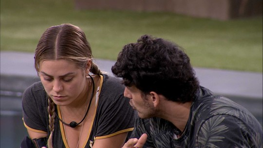 Maycon diz para Isabella: 'Você erra muito, em tudo'