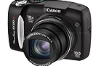 Canon SX120IS
