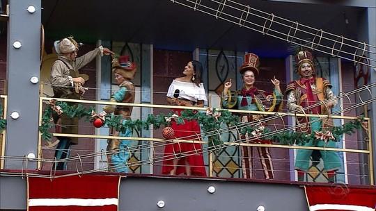 Reveja o 'Galpão Crioulo' gravado no Natal Luz de Gramado