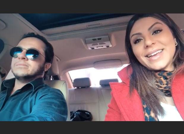 Thammy Miranda e Andressa Ferreira (Foto: Reprodução)