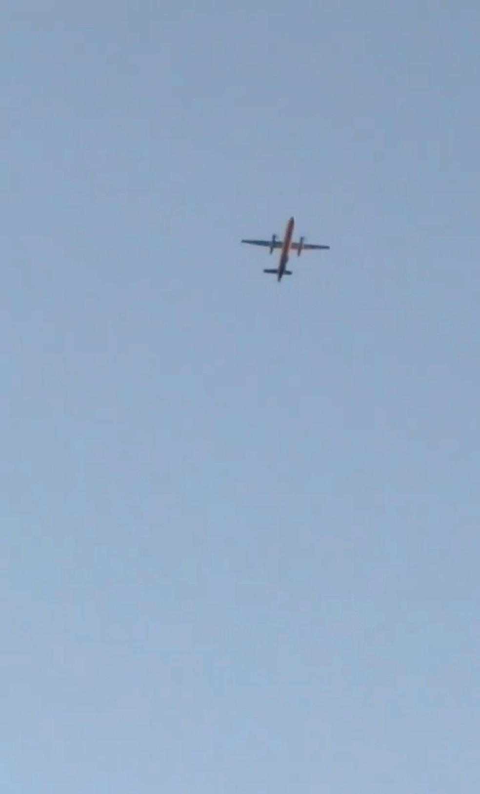 -  Avião que caiu nos Estados Unidos  Foto: Leah Morse/Reuters