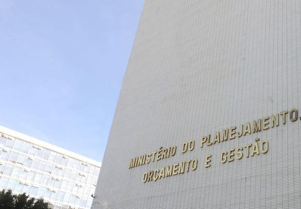 Ministério do Planejamento em Brasília (Foto: Divulgação)