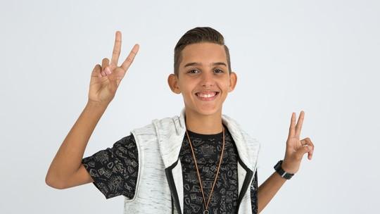 Saiba mais sobre Marcos Prata, participante do 'The Voice Kids'