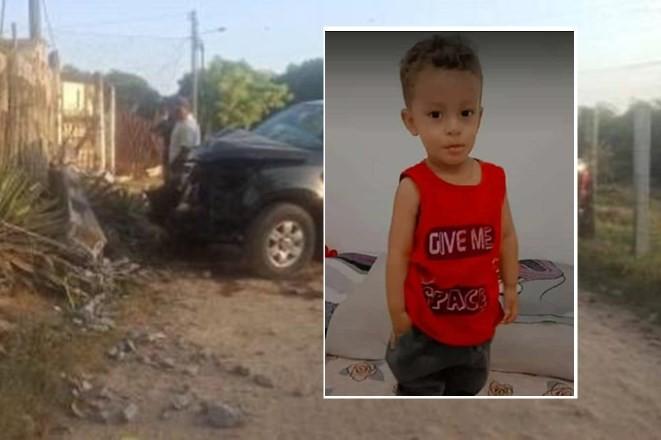 'Que a justiça seja feita', diz pai de criança de um ano que morreu após ser atropelada por vizinho em União dos Palmares, AL
