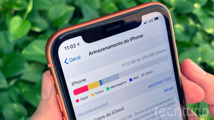 iPhone XR (Foto: Bruno De Blasi/TechTudo)