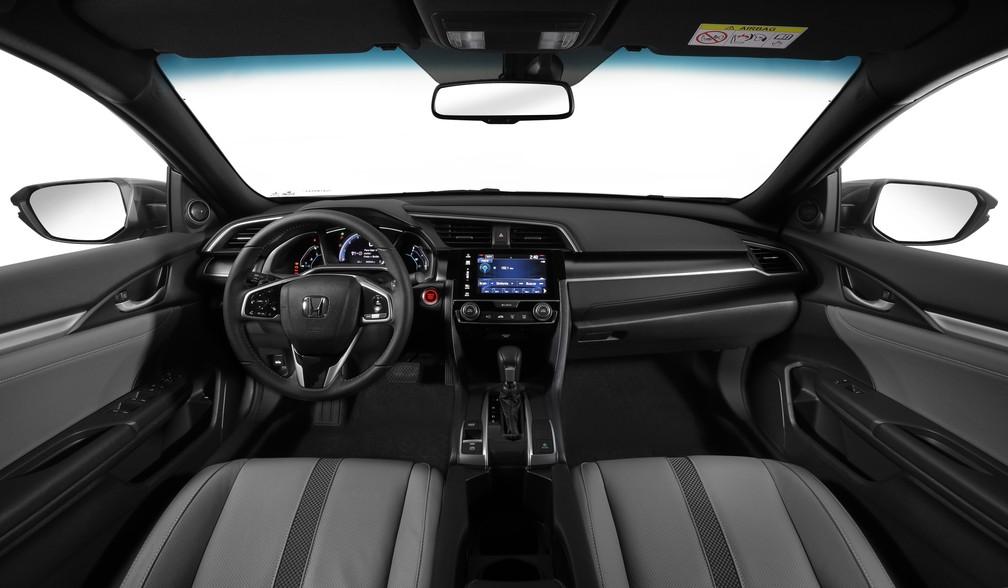 Honda Civic 2020 — Foto: Divulgação