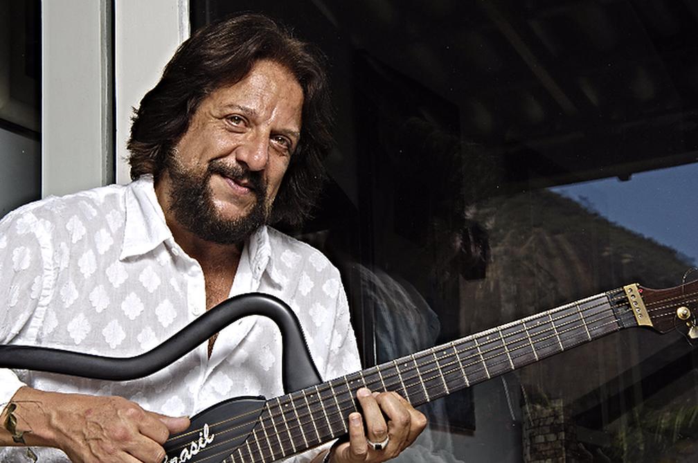 """Tunai ficou famoso com o hit Frisson, tema da novela """"Suave Veneno"""", da TV Globo. — Foto: Divulgação/Spirito Jazz"""