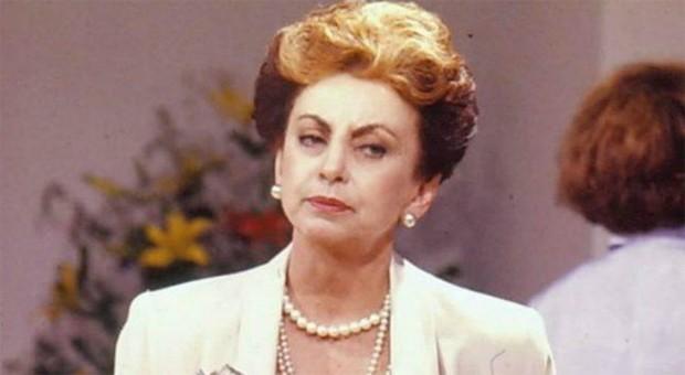 Beatriz Segall como Odete Roitman (Foto: TV Globo/Reprodução)