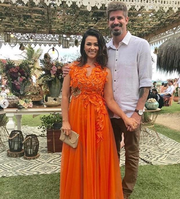 Suzana Alves e Fernando Saretta (Foto: Reprodução Instagram)