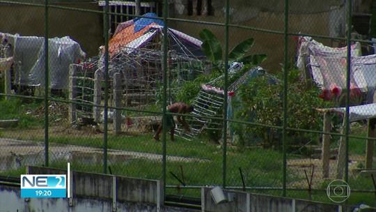 Pernambuco tem maior superlotação carcerária do Brasil, com quase três presos para cada vaga